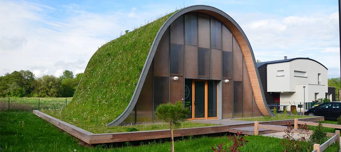 ecovegetal les actualit s des toits v g taux et parkings perm ables. Black Bedroom Furniture Sets. Home Design Ideas