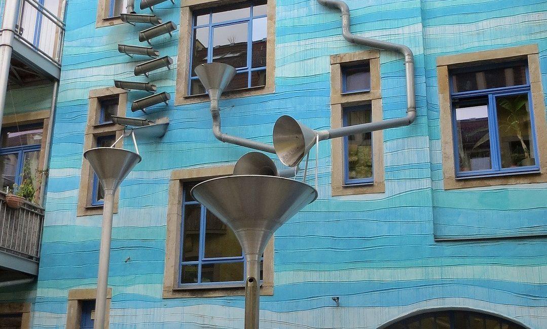 performance du bâtiment : gestion des eaux pluviales