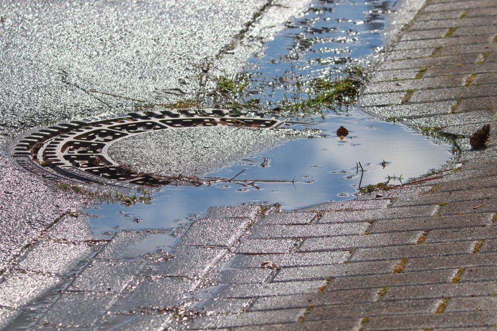 Évacuation des eaux pluviales réglement