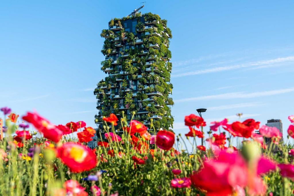 Vertical Forest Milan Stefano Boeri Architetti projet