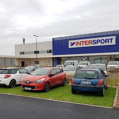 Intersport – CHATEAUBERNARD