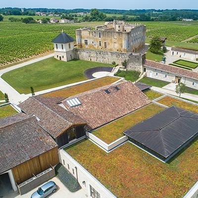 Château – FARGUES