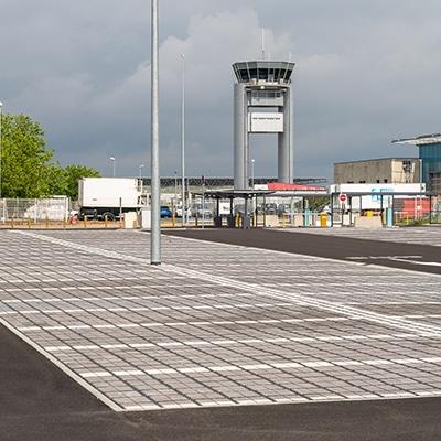 Parking aéroport – NANTES (44)